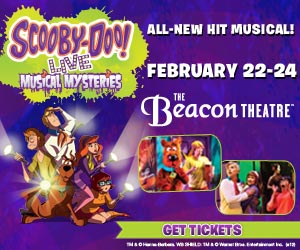 Scooby Doo Live! Musical Mysteries drives into NYC