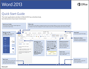 Microsoft Office 2013 is out now