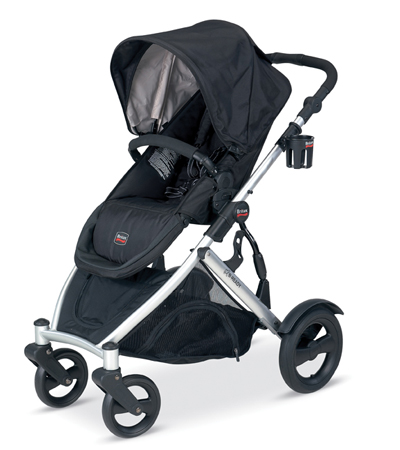 Britax B-Ready Stroller 2012 Review and Giveaway