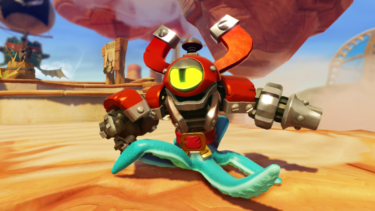 Fact Skylanders SWAP Force's16 New Characters With Swappable Top and