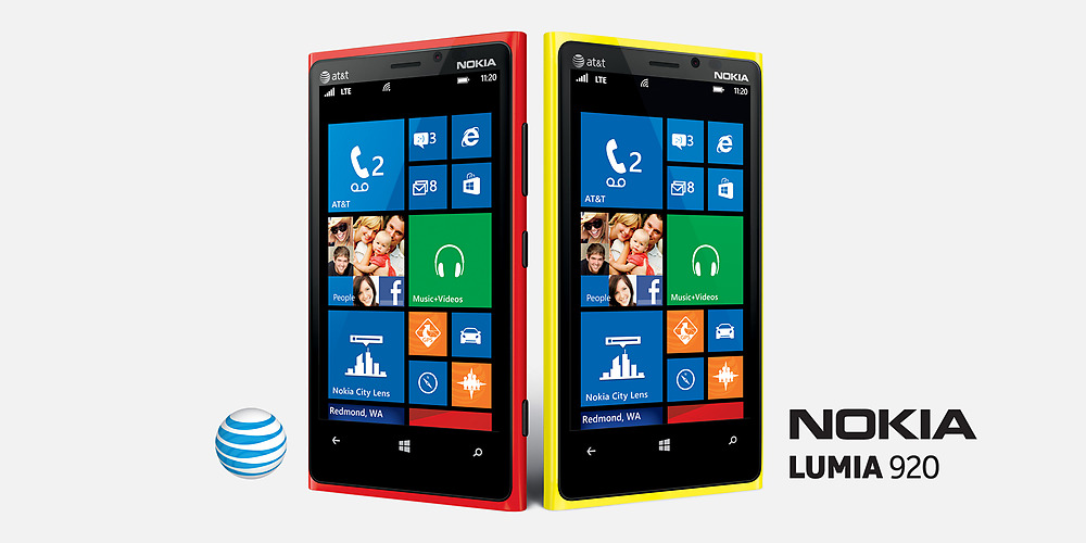 AT&T exclusive Nokia Lumia 920 up for grabs