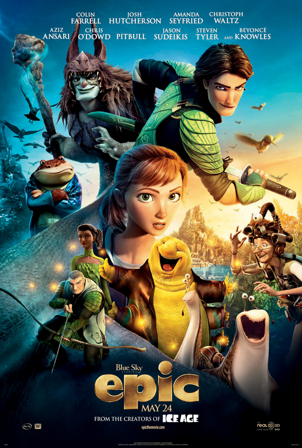 Epic the Movie – Take the Kids to See it! #EpicTheMovie
