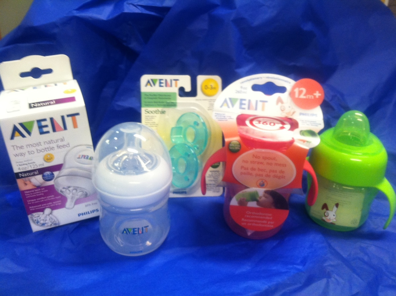Philips AVENT Comfort Pump and Natural Bottle review