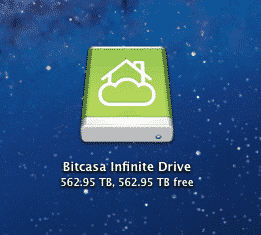 Solve that running out of hard drive space with Bitcasa!