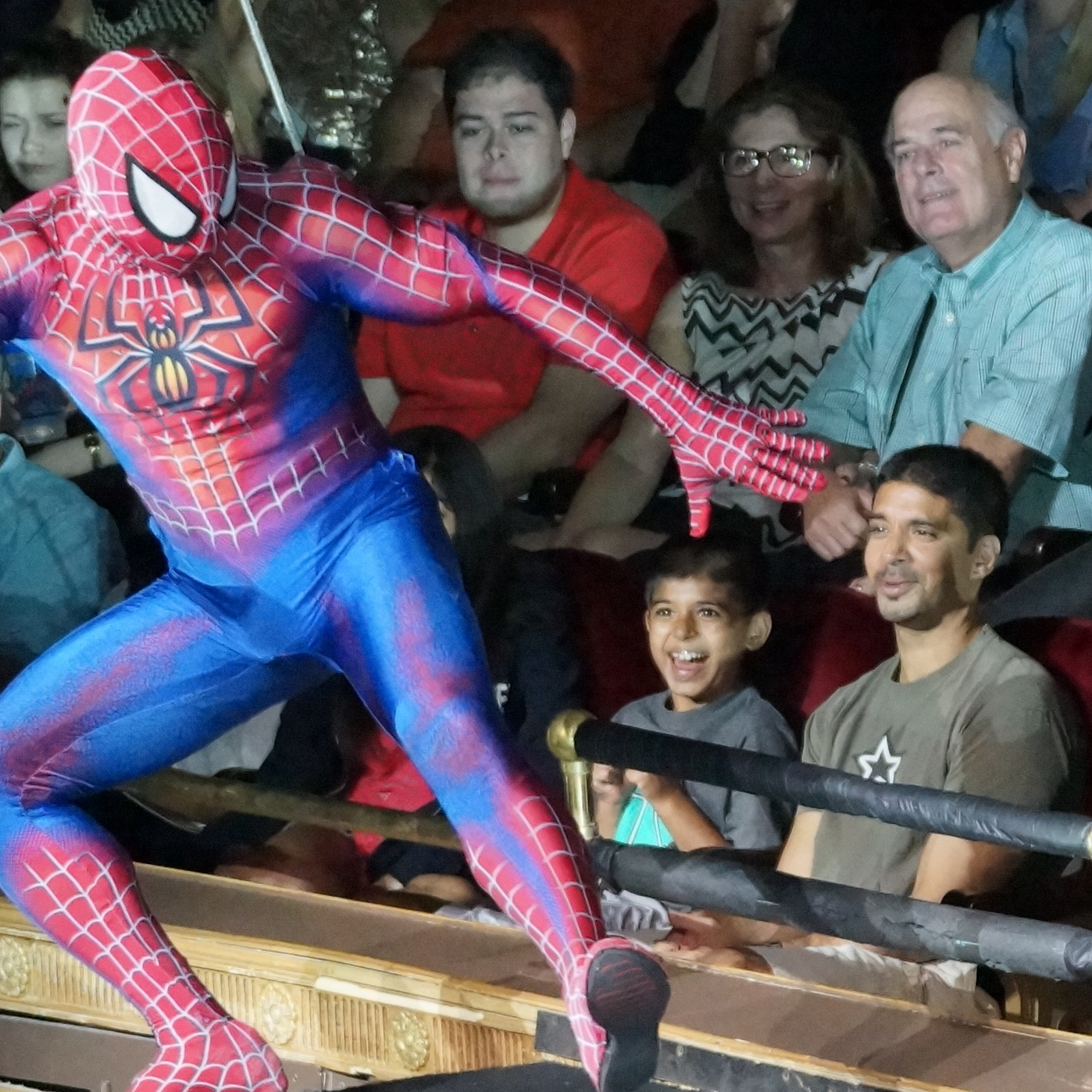Father's Day Gift Idea: Tickets to Spider-Man on Broadway (NYC) Super Hero Dads Go Free for Father's Day