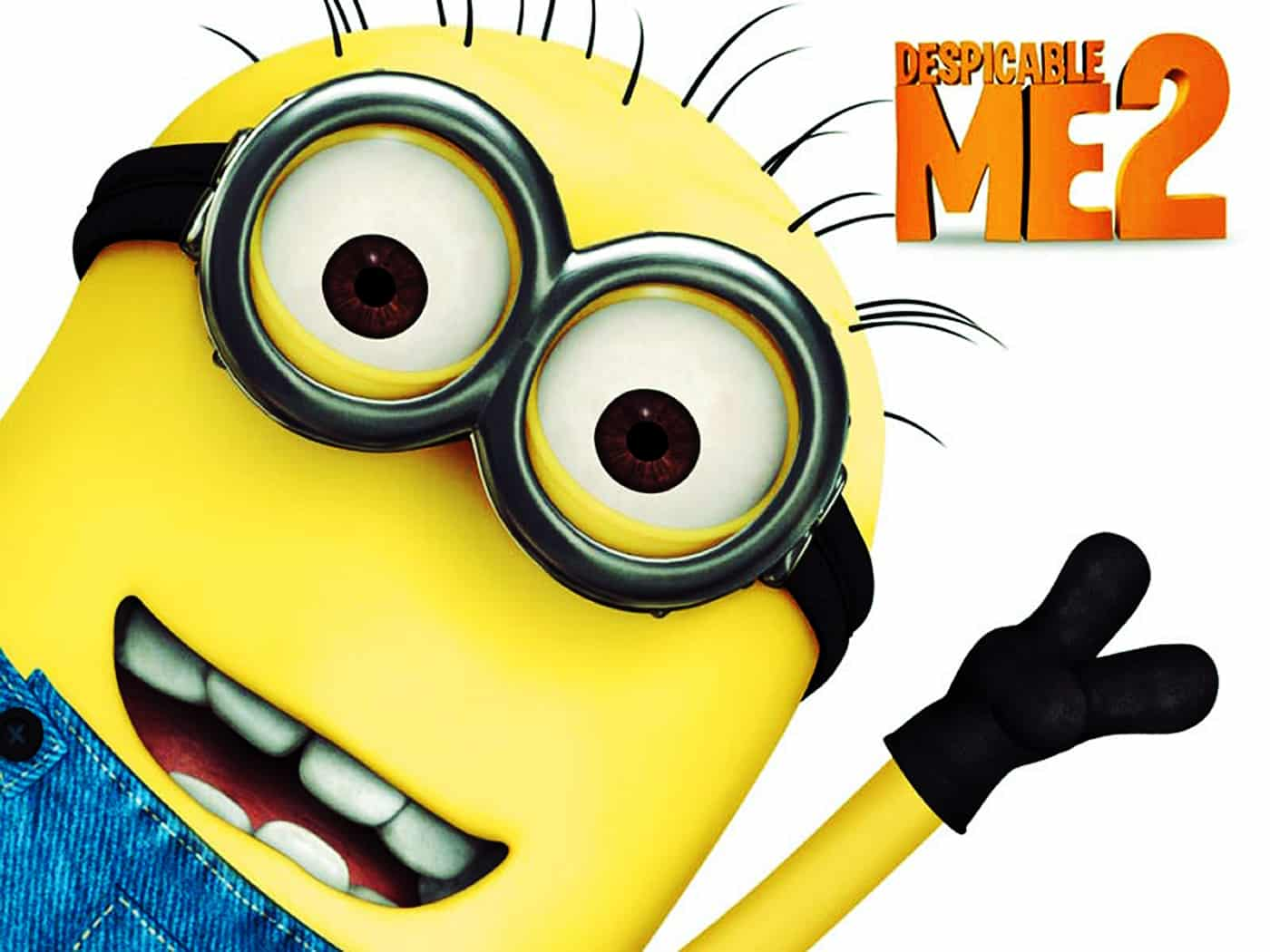 Fandango wants to send your family to see Despicable Me 2