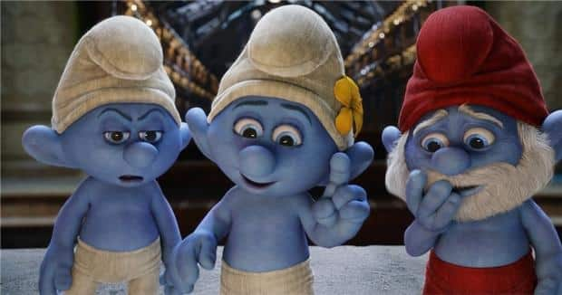 Smurfs 2: The Movie a great flick for kids