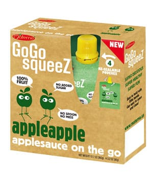 GoGo squeeZ Mobile Playground Returns to NYC #gogoplayfully