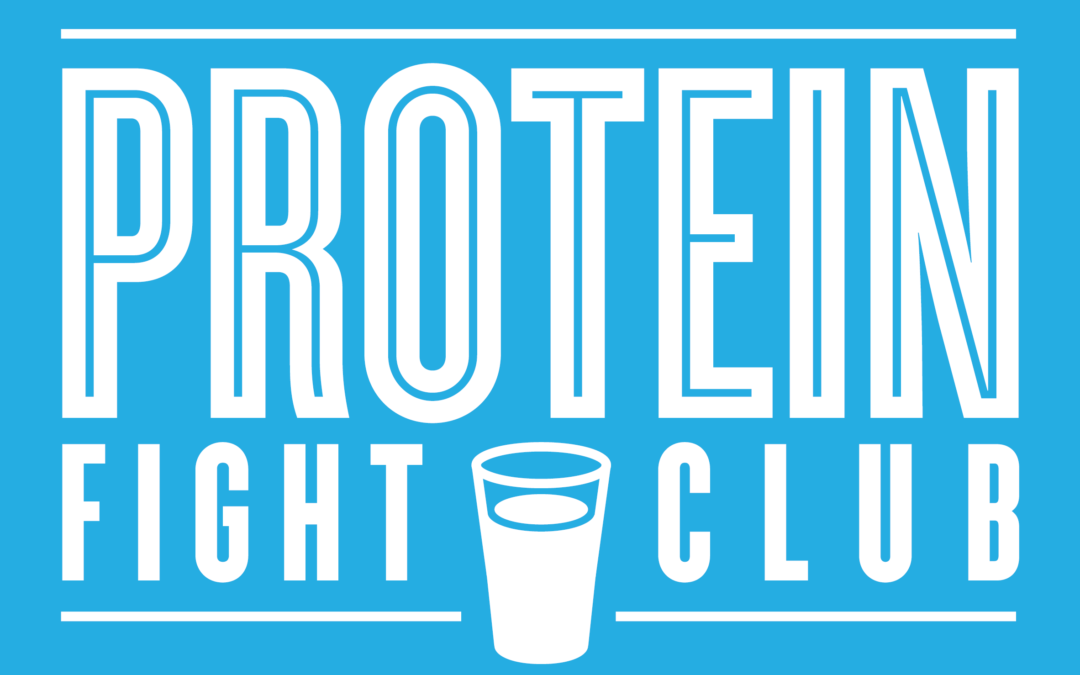 The Protein Fight continues for Milk!