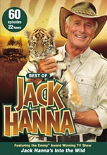 Teaching the kids about animals with The Best of Jack Hanna DVD