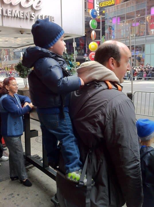 2010 - macy's parade
