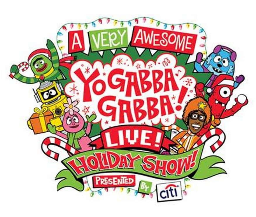 Yo Gabba Gabba Live – Holiday Show rolls into NYC