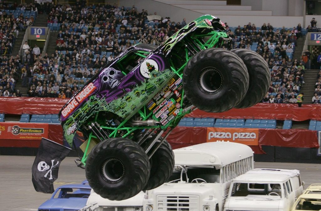 Monster Jam Rolls Into New York & New Jersey!
