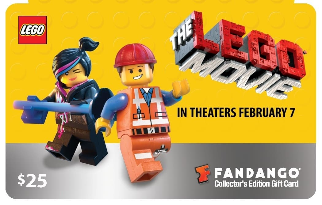 Buy Your Tickets To The Lego Movie Before They Sell Out On Fandango Dada Rocks