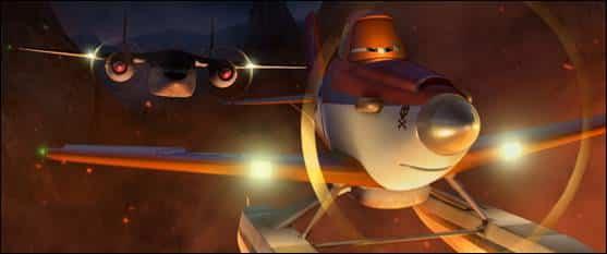 "PLANES: Fire & Rescue / ""Courage"" Trailer"