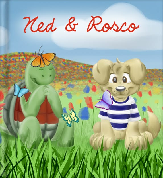 2bme Releases New Developmental Children's Book, Ned & Rosco