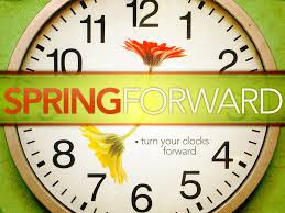 Daylight Saving Time: Springing forward