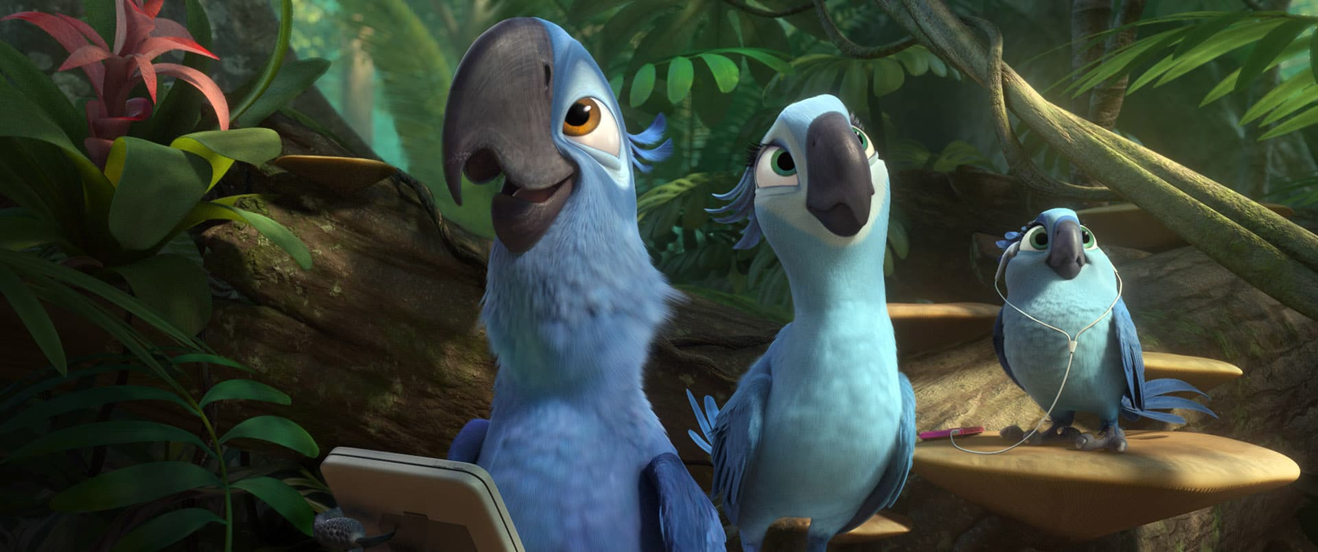 Rio 2 flies into theaters