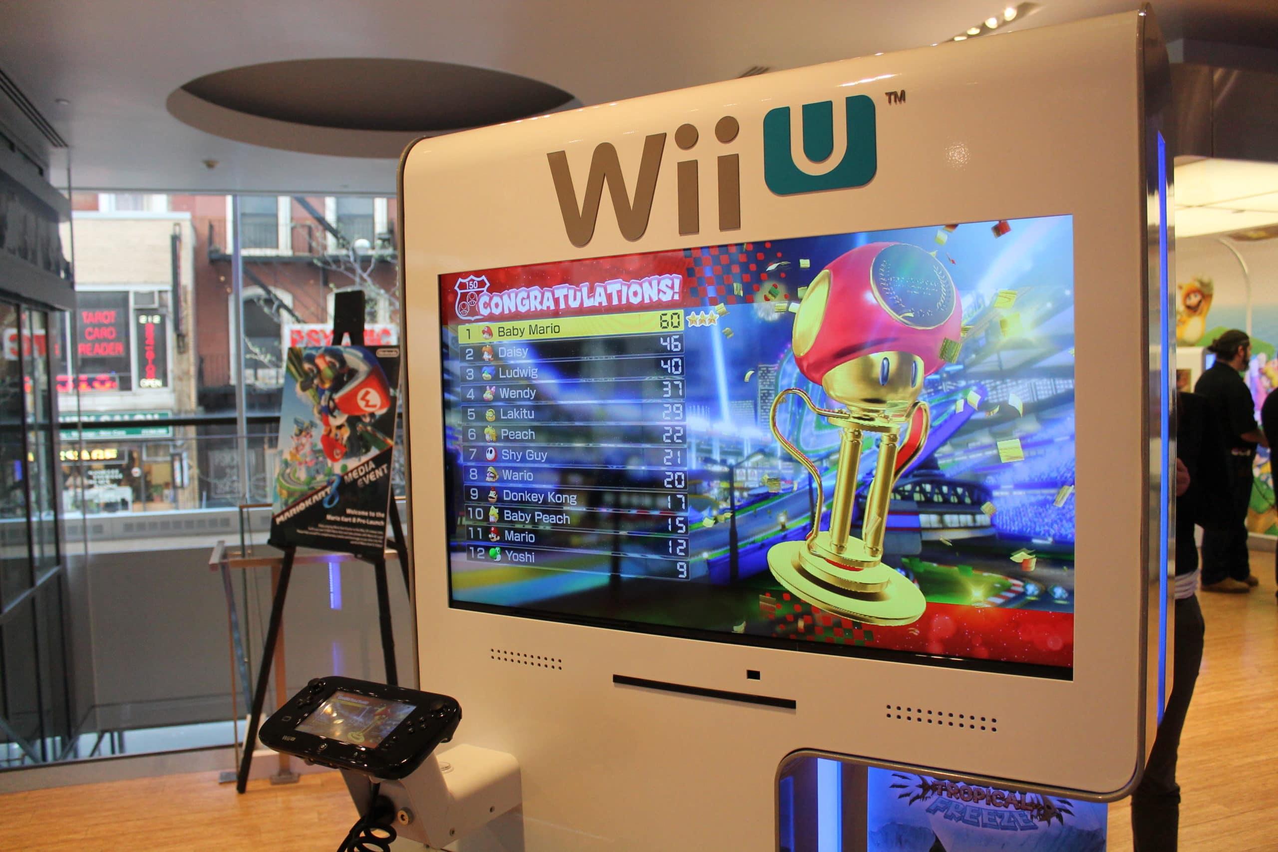 MarioKart 8 Advance Preview