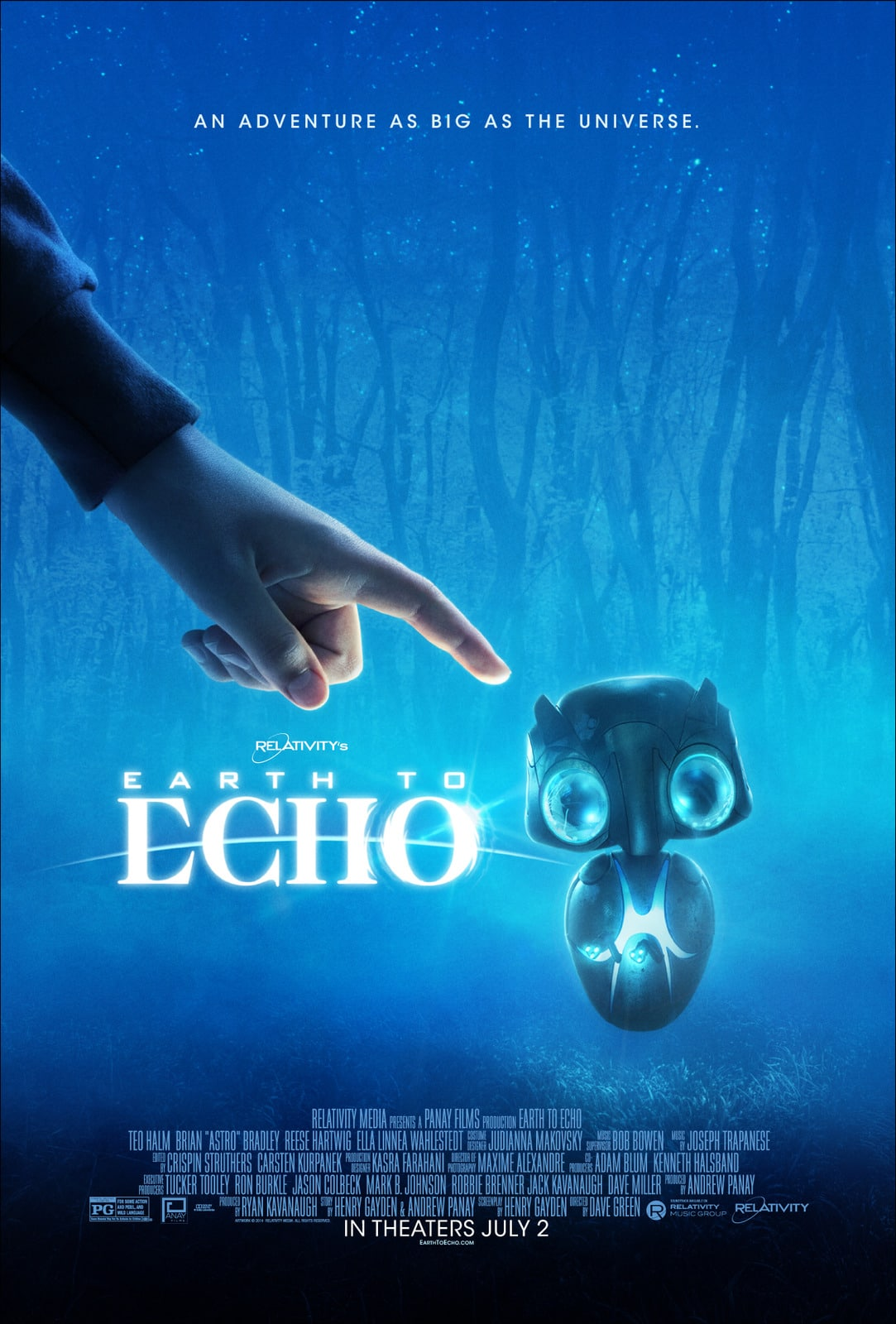 Earth to Echo is this generations Goonies