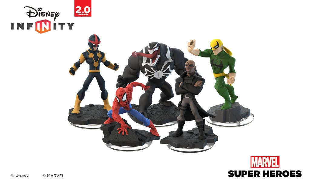 Spider-Man Play Set Announced for Disney Infinity 2.0!