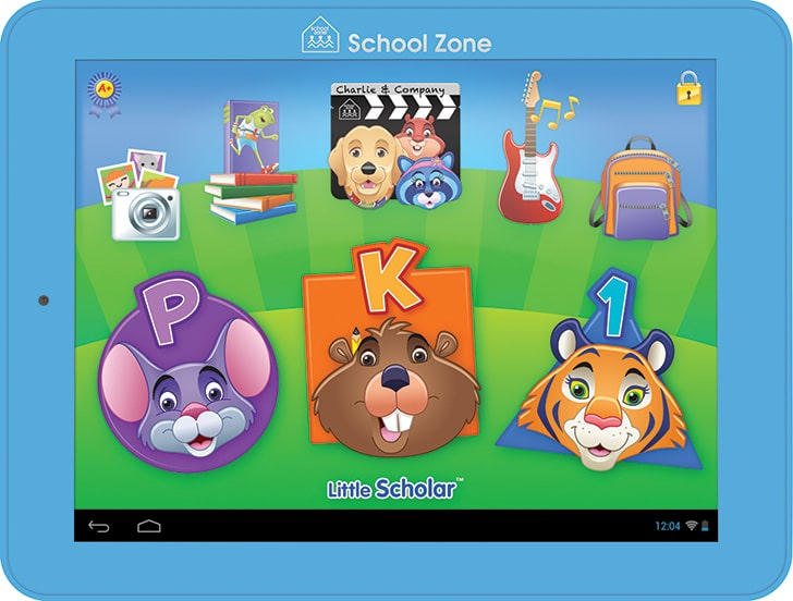 Little Scholar the best tablet to get your kids ready for pre-K though 1st grade