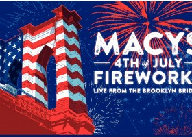 VIP macys 4th of july fireworks
