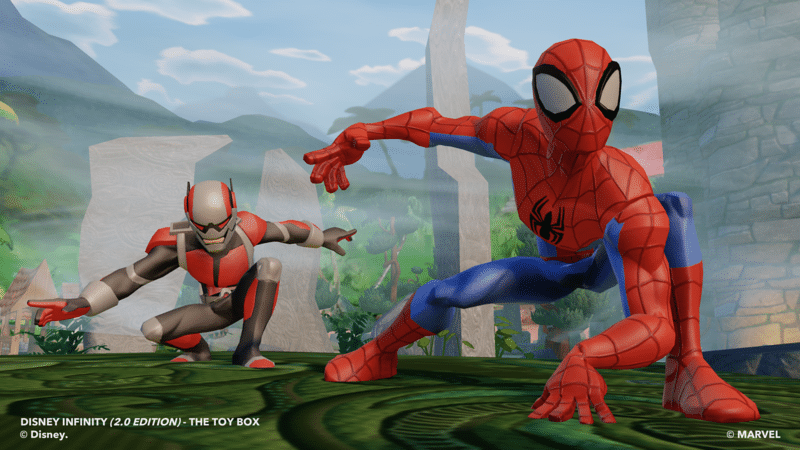 Full List of Disney Infinity 2.0 Power Discs Revealed!