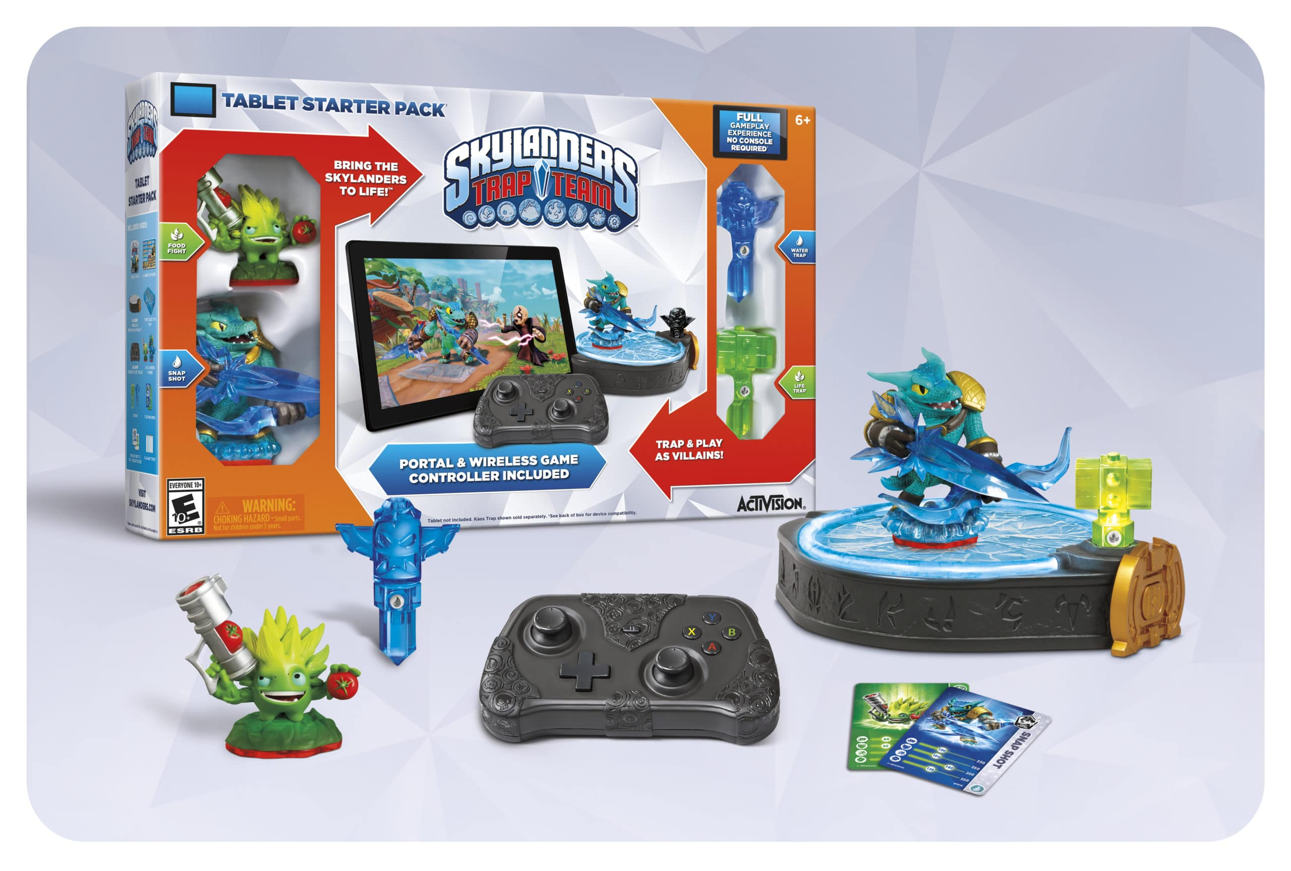Skylanders Trap Team — Coming to Tablets & Consoles This Sunday!