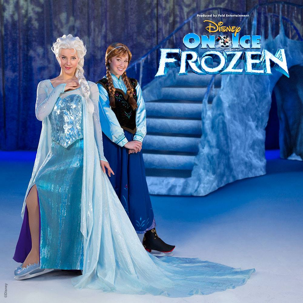 Disney On Ice: Frozen skates in to the New York/New Jersey area #DOINYNJ