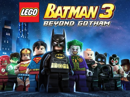 Lego Batman 3: Beyond Gotham Now Available!
