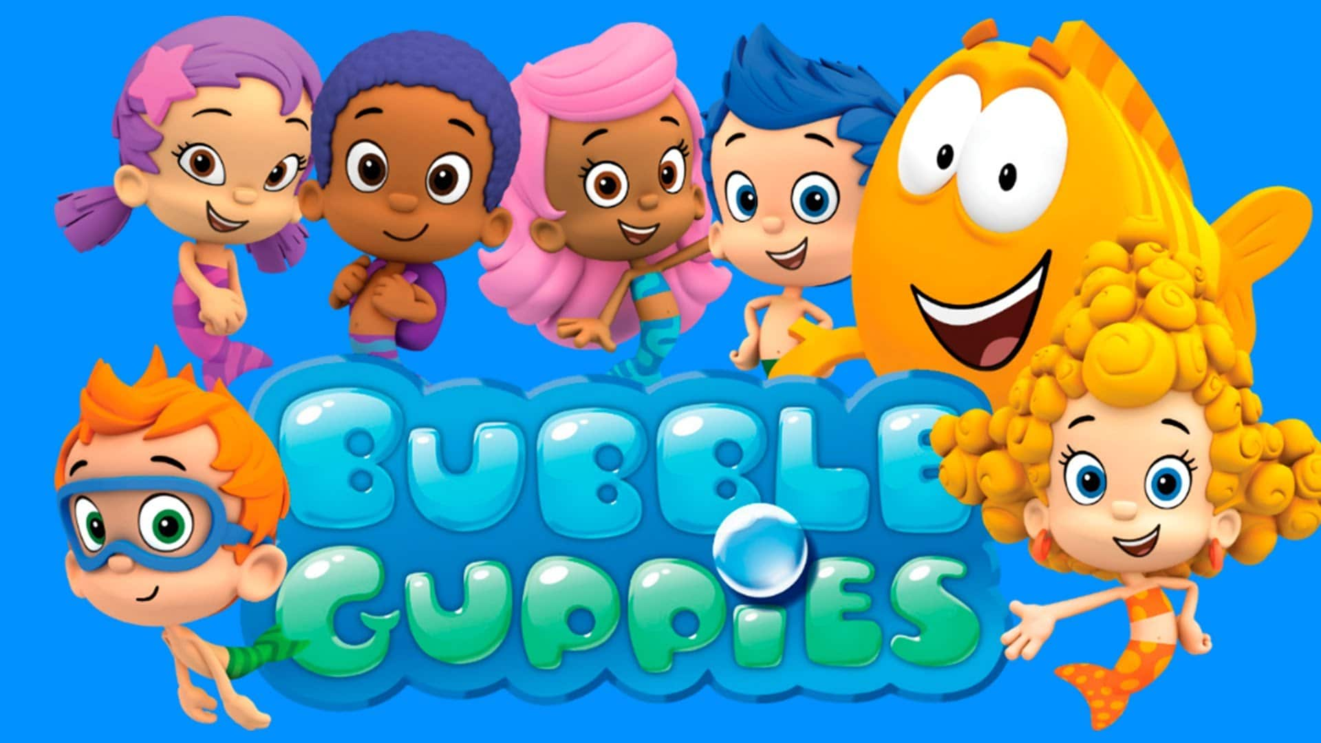 Join The Bubble Guppies THIS WEEKEND at the Children's Museum of Manhattan!
