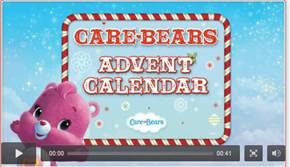Count Down to Christmas With the New Care Bears Advent Calendar!