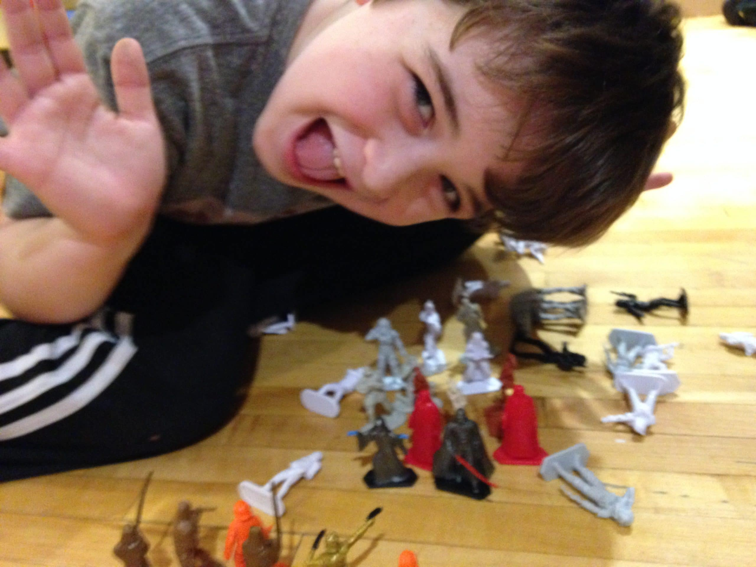 Star Wars Command gives kids the endless ability to imagine the battle #CommandTheForce