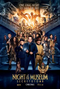 Night At the Museum 3 Poster HiRes