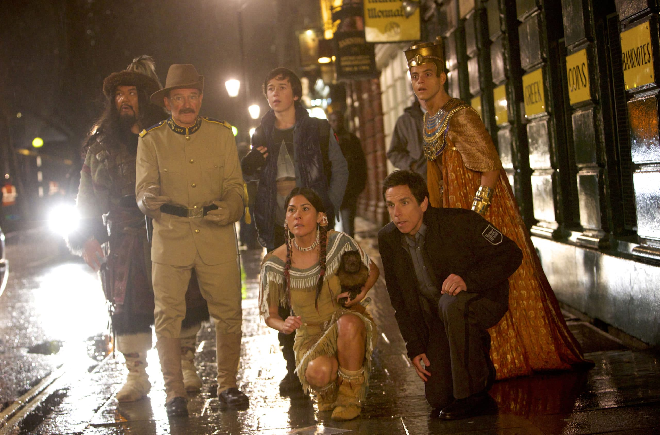 Night At The Museum: Secret Of The Tomb Could Be The Best ...