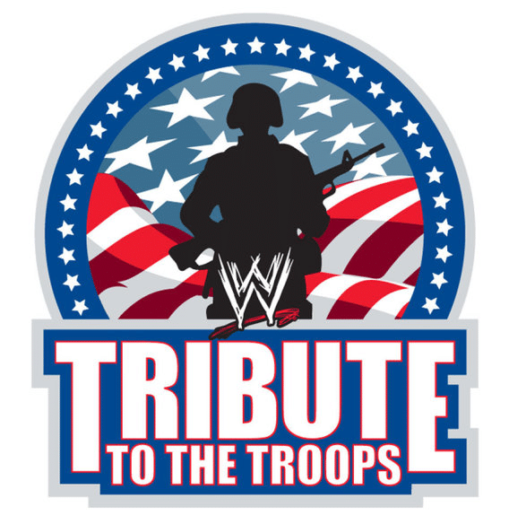 "WWE's Holiday ""Tribute to the Troops"" To Air on NBC Dec. 27"