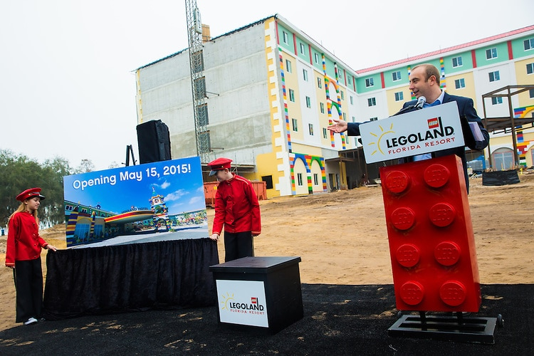 Two Major Announcements From LEGOLAND Florida!