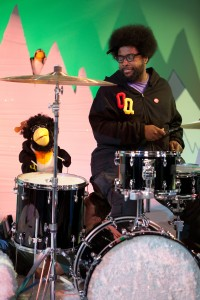 The Roots guest star in Yo Gabba Gabba!