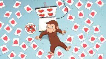 "Celebrate Valentine's Day With a Special Episode of ""Curious George""!"