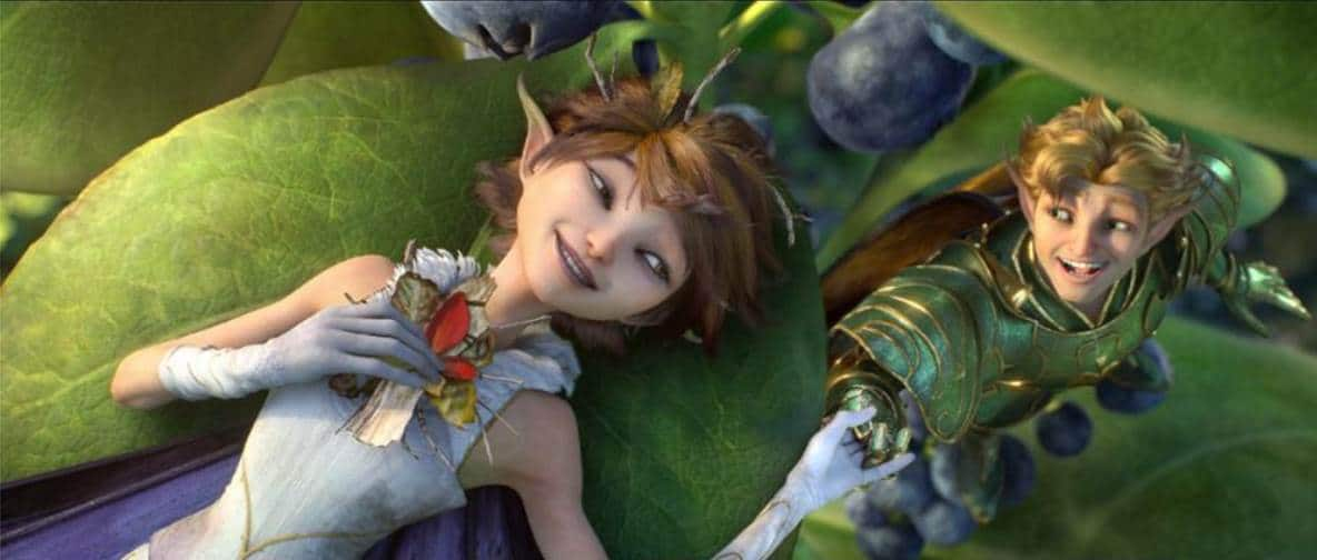 Strange Magic is for the kids! #StrangeMagic
