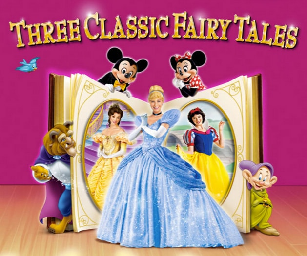 Disney Live! Three Classic Fairy Tales comes to the NY/NJ Area