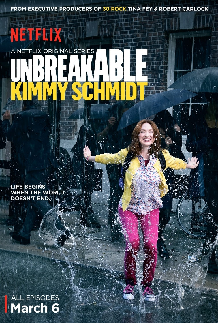 Unbreakable Kimmy Schmidt a new Netflix original series