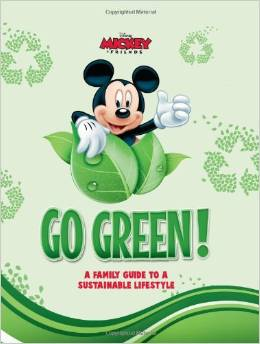 Learn How to Go Green From Mickey Mouse and Friends