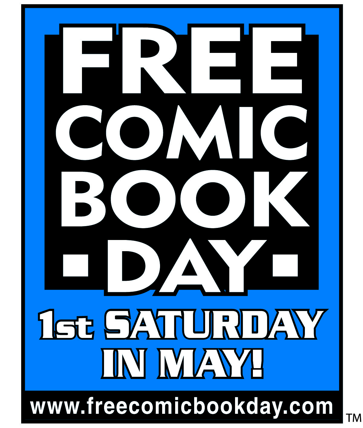 Free Comic Book Day 2015!