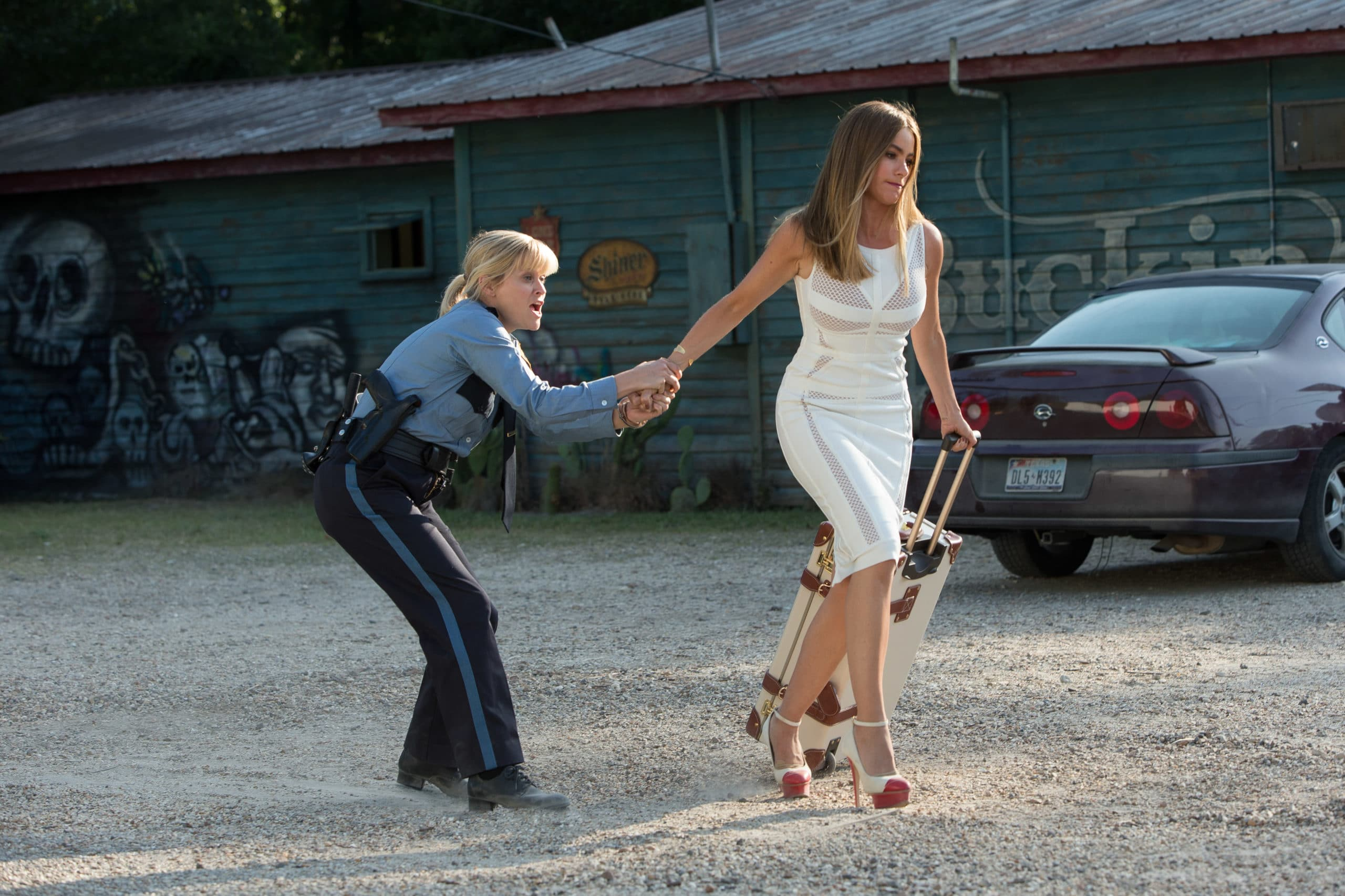 Hot Pursuit will having you laughing in your seat