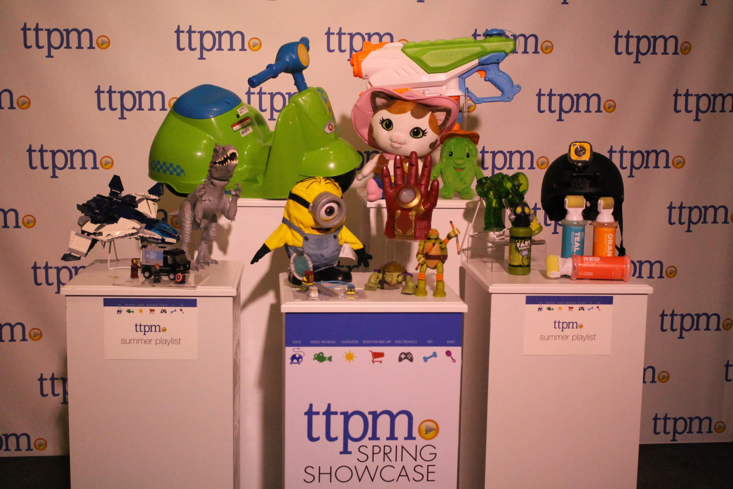 TTPM Spring Showcase Overview