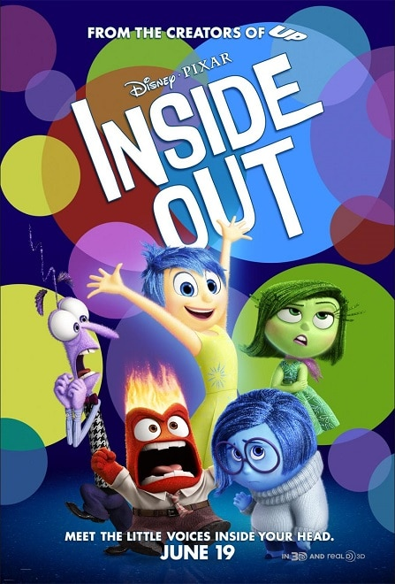 Disney Pixar's Inside Out Review