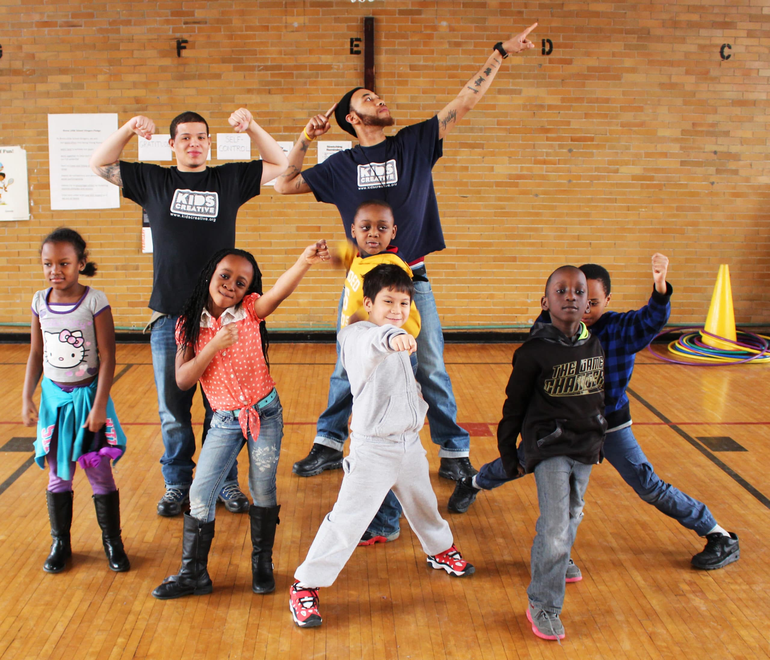 Kids Creative's New York City Summer Day Camp