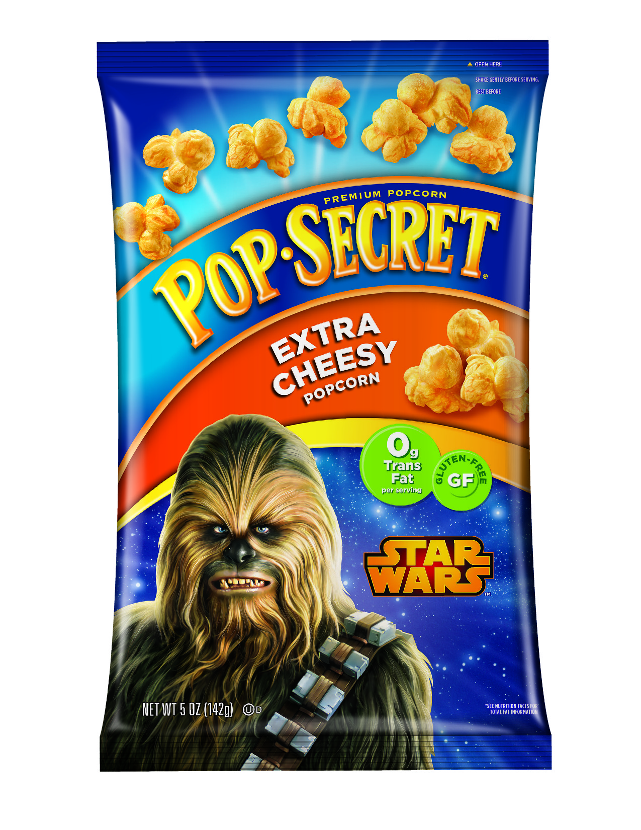 The force is strong in terms of the popcorn eating in my house #PopWars